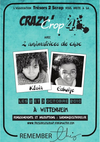 Affiche Crazy'Crop42