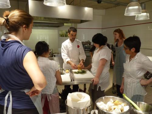 2 cours atelier chefs siphon espumas