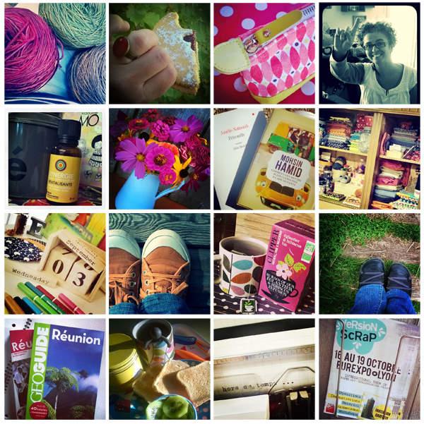 Instagram ... Septembre !
