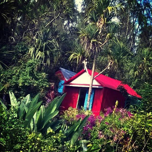 Les Pieds sur une île #Green Island ...