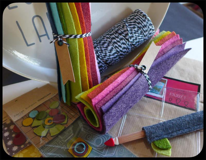 Des cadeaux ... sur la Boutique des Ateliers !