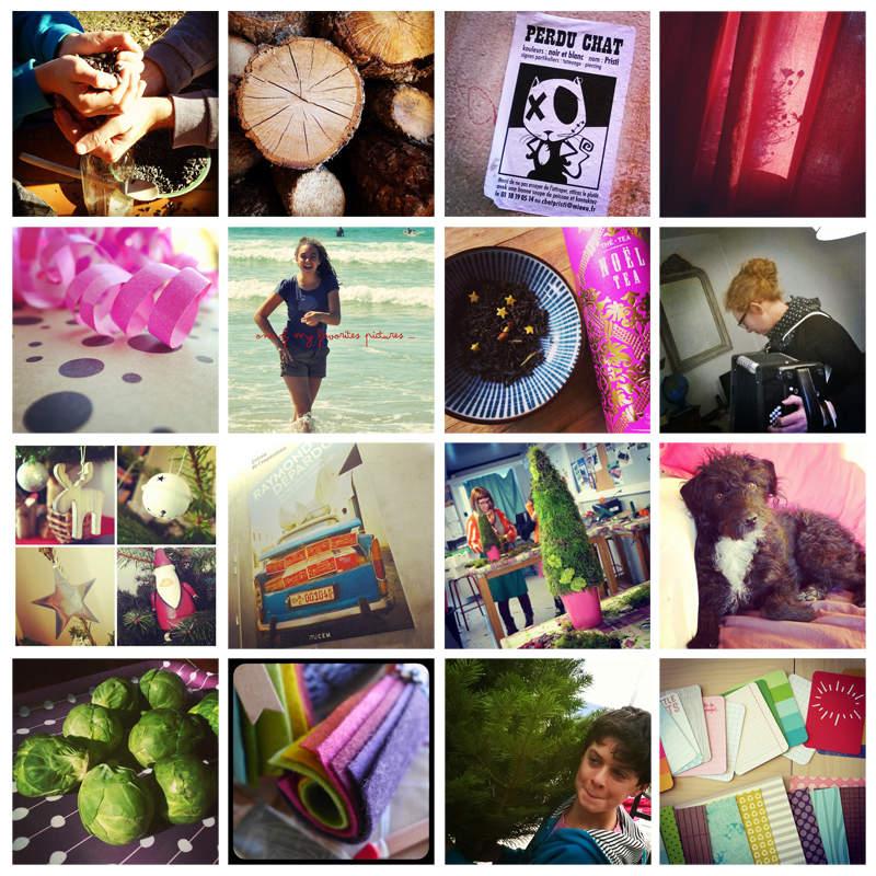 Instagram ... Décembre !