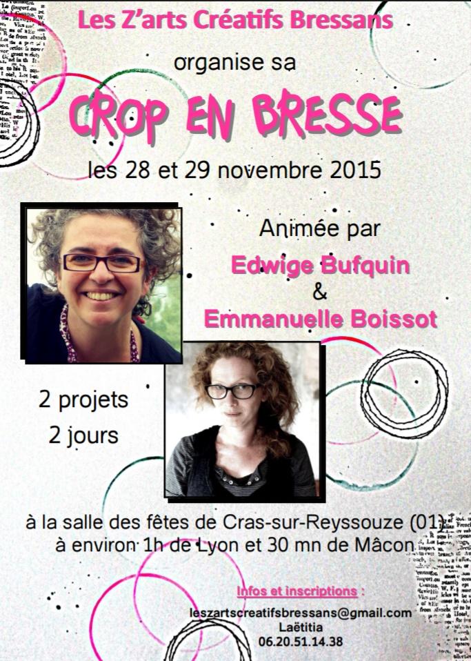 Affiche Crop en Bresse