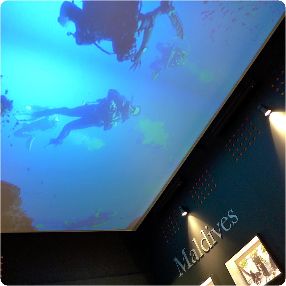 Pavillon des Maldives - Exposition Universelle, Milan Octobre 2015