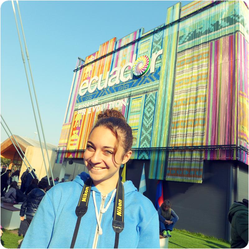 Pavillon de l'Equateur - Exposition Universelle, Milan Octobre 2015